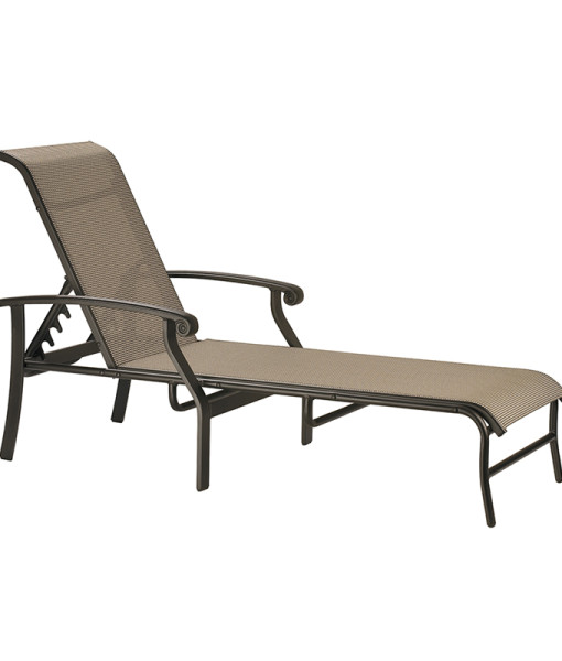 Athens Sling Chaise Lounge