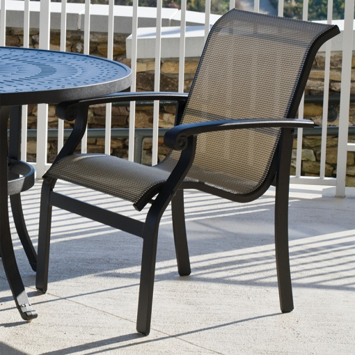 Athens Sling Dining Chair