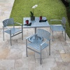 Bistro Collection Cast Dining Set