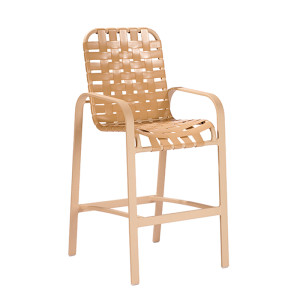 Horizon Cross Weave Bar Chair