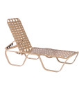 Horizon Cross Weave Chaise Lounge