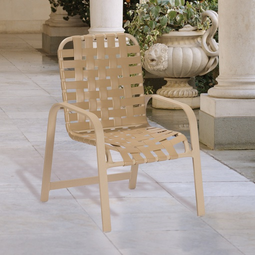 Horizon Cross Weave Dining Chair