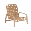 Horizon Cross Weave Sand Chair