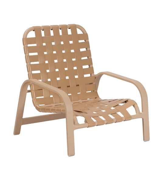 Horizon Cross Weave Sand Chair