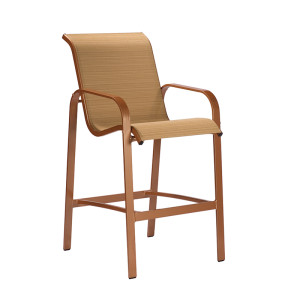 Horizon Sling Bar Chair