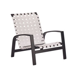 Skyline Cross Weave Sand Chair