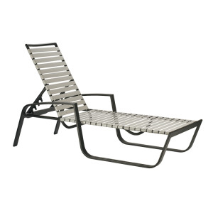 Skyline Strap Chaise Lounge