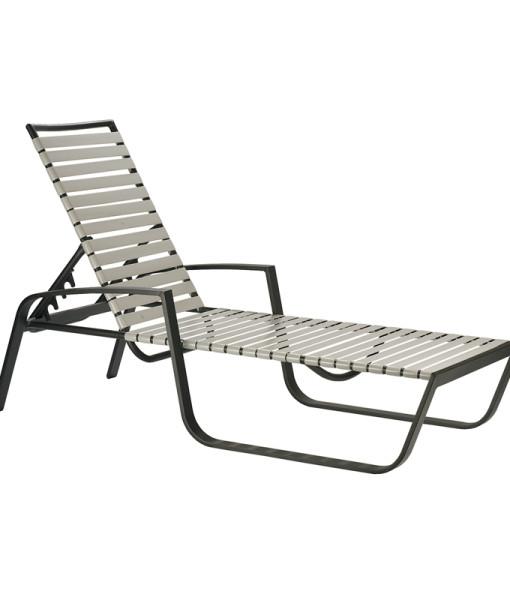 Skyline Strap Chaise Lounge