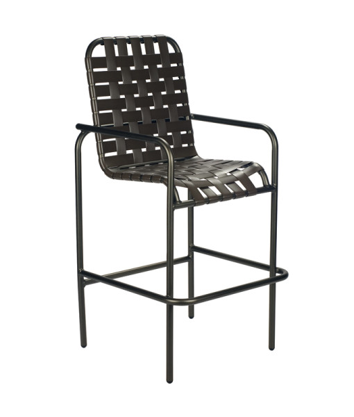 Sundance Cross Weave Bar Chair
