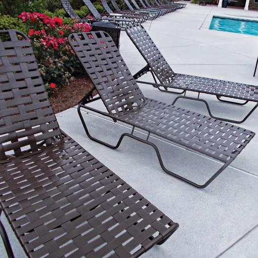 Sundance Cross Weave Lounge Chairs