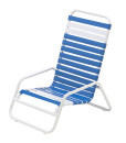 Sundance Strap High Back Sand Chair