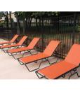 Sundance Sling Chaise Lounge Group