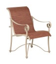 Tuscan Villa Sling Dining Chair