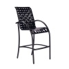 Velocity Cross Weave Bar Chair