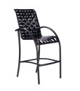 Velocity Cross Weave Bar Chair