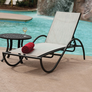 Velocity Sling Chaise Lounge