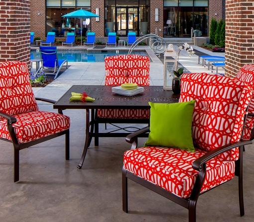 Athens Deep Seating Lounge Chair