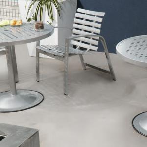 Bistro Skyline Slat Dining Chair
