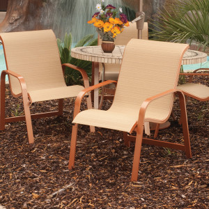 Horizon Sling Dining Chairs
