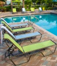 Sundance Sling Chaise Lounges