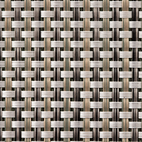 Fabric Cane Wicker Aluminum