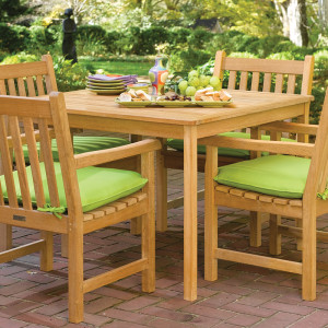 Premium Wood Dining Set