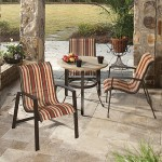 Skyline Sling Dining Set