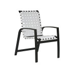 Skyline_Cross Weave Dining Chair