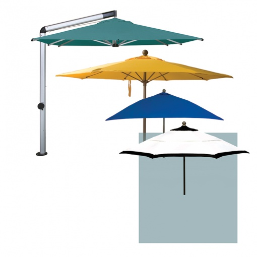 Umbrella Styles