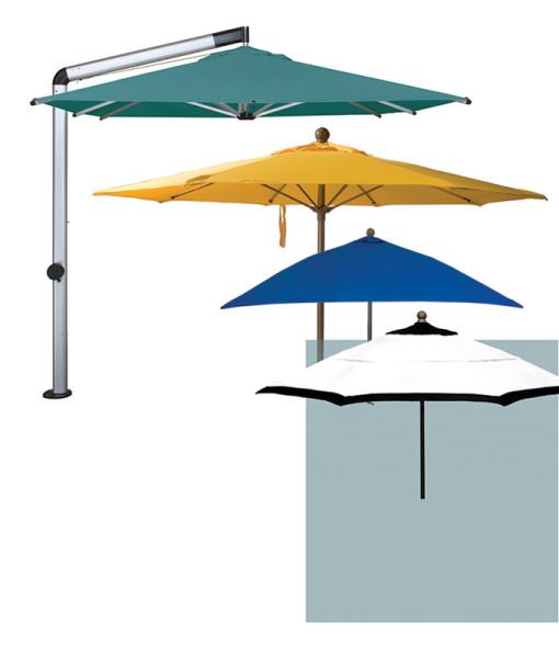 Umbrella Styles