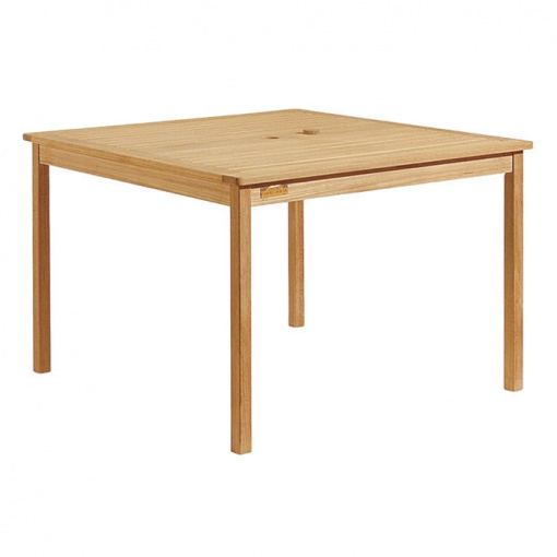 teak-square-dining-table