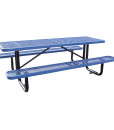 6' Surface Mount Picnic Table