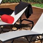 Arc Lounge Chairs