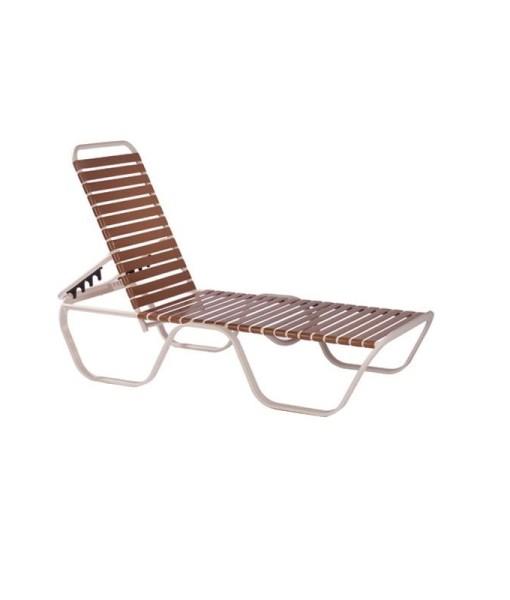 Horizon Strap Chaise Lounge