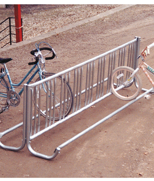 J Frame Bike Rack