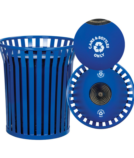 Recycle Waste Receptacle