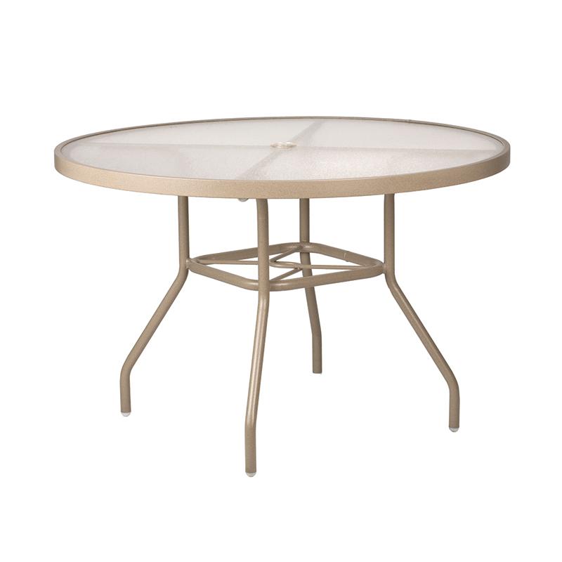 """48"""" Acrylic Table – 11948A"""