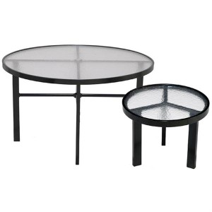 Round Urban Acrylic Tables