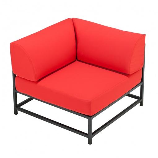 Santa Barbara Square Modular Seat