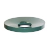 Receptacle Lids Flat Green