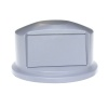 Receptacle Lids Gray