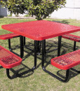 Square Portable Table