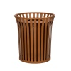 Steel Architectural Waste Receptacle 3