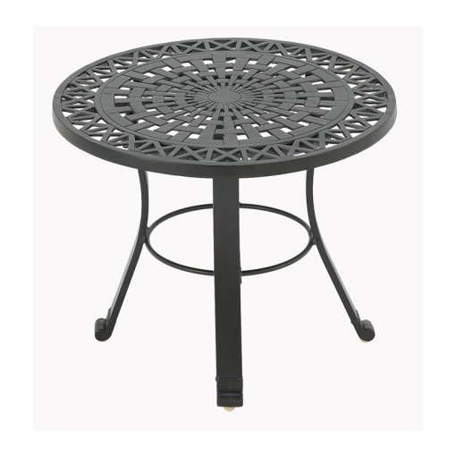 Universal Side Table Frame with Cast Feet