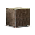 Cuatro Wicker End Table