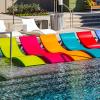Aqua Sling Chaise Lounge