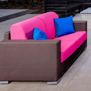 Ciro Wicker Patio Lounge Furniture