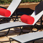 Arc Pool Lounge Chair