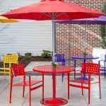 Commercial Outdoor Bistro Furniture