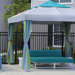 Commercial Outdoor Cabanas